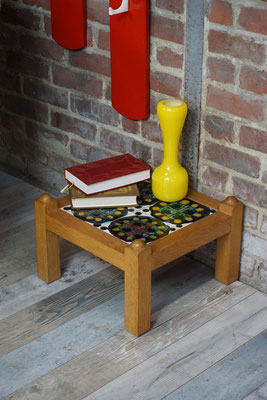 Petite table basse Guillerme & Chambron