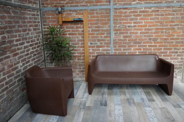 Salon Indoor / Outdoor modèle Translation design par Alain Gilles