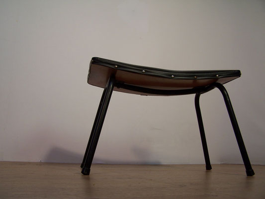 Tabouret taureau Guariche