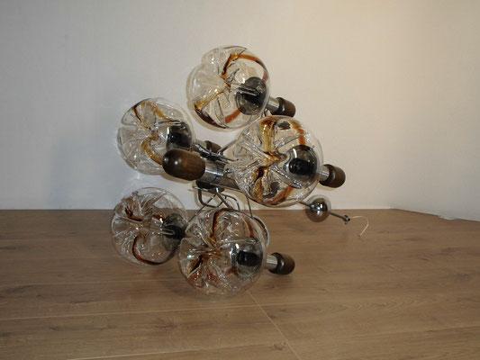 Lustre Gaetano Sciolari XL 5 globes