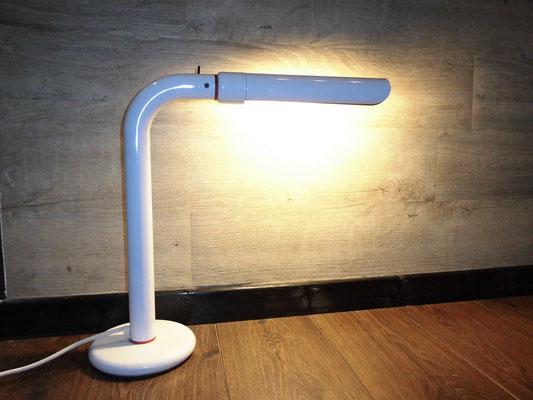 Lampe vintage tubulaire Philips