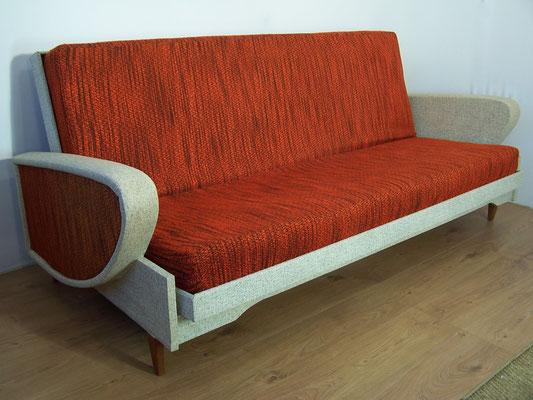 canape convertible annees 50 daybed majdeltier boutique en ligne. Black Bedroom Furniture Sets. Home Design Ideas