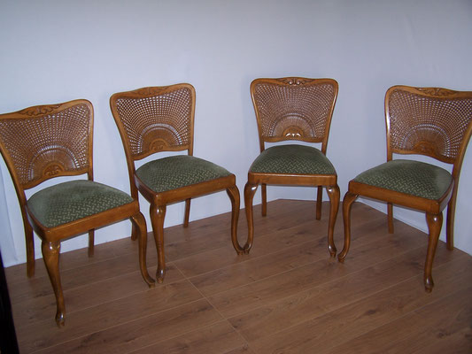 chaises anciennes Chippendale