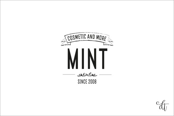 Kosmetikstudio - Mint - 2016: Logodesign
