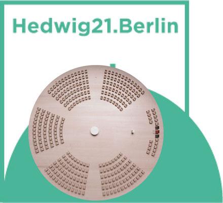 hedwig21 –  Rohrkrepierer – Logo und Ziel