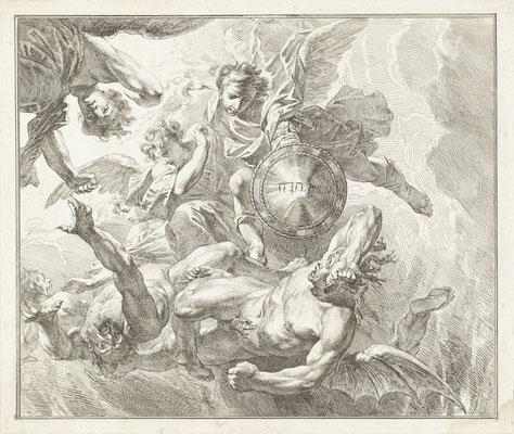 1725 DE WIT nach RUBENS