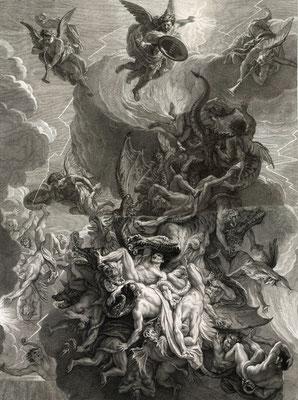 1685 LOIR NACH LE BRUN