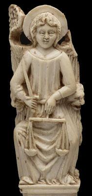 1350 Frankreich Siegelgriff