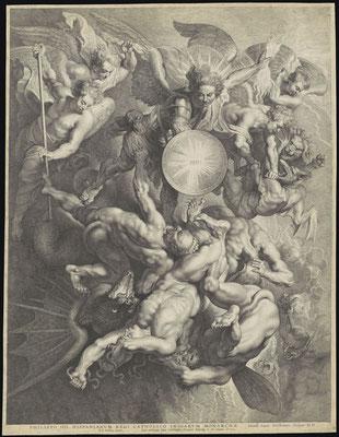1621 VORSTERMAN nach RUBENS