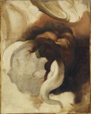 [1850] FLANDRIN nach RAFFAEL