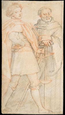 1530 ZUCCARI nach DEL SARTO