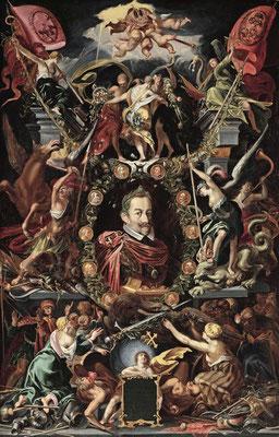 1615 SADELER prag