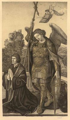 1821 STRIXNER nach GOSSAERT