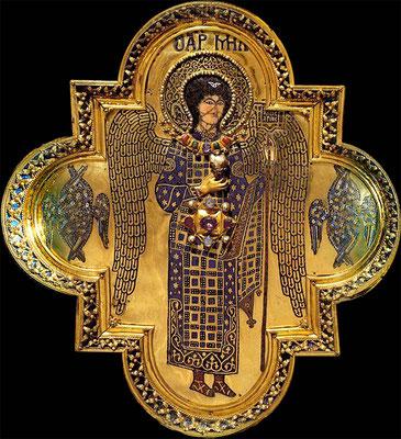 1204 KONSTANTINOPEL pala d'oro