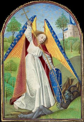 1470 MAÎTRE DE JACQUES DE LUXEMBOURG