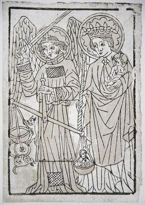 1425 UNBEKANNTER HOLZSCHNEIDER