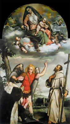 1542 MORETTO DA BRESCIA