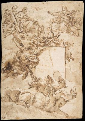 1620 PIETRO DA CORTONA