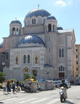 Chiesa Serbo-Ortodossa di San Spiridione