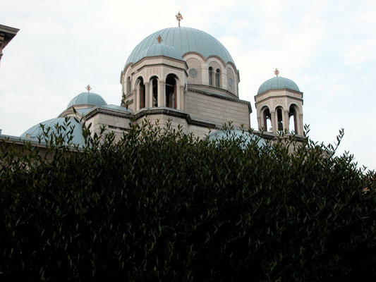 Chiesa della Comunità cristiana Serbo-Ortodossa