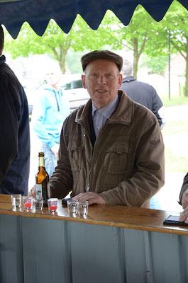 Gemeinde Bürgermeister Otto Thiele