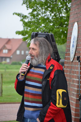 Neuer MV Vorsitzender Alfred Janssen