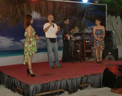 Frisch aufgespielt zum letzten Tanz in Vietnam