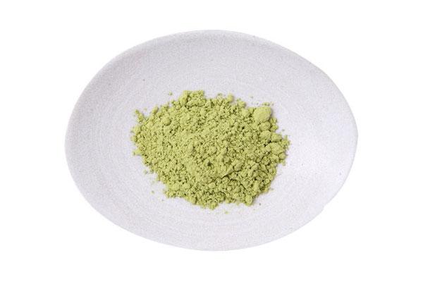 有機粉末茶の緑茶
