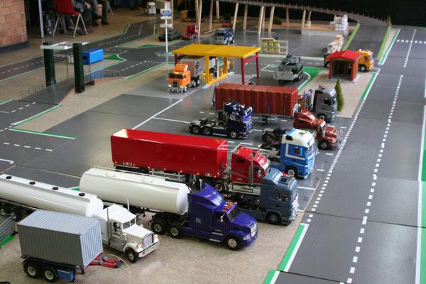 Truckers  modellen