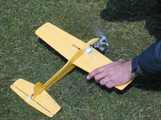 Lijnvliegmodel