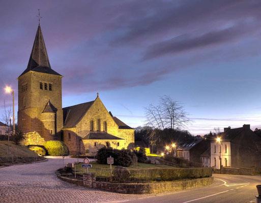 Église de Villers la Ville