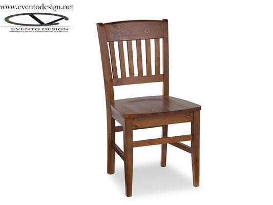 art.06 sedia veronica tinta noce-legno pino