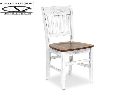 art.05 sedia veronica vintage-legno pino