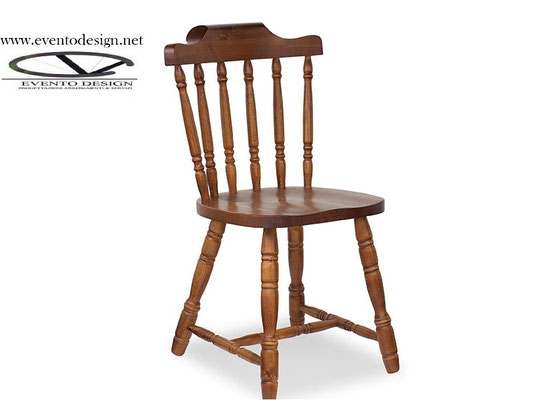 art.04 sedia country sedie legno