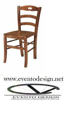 sedia loris massello +iva +trasporto, in paglia +iva +trasporto