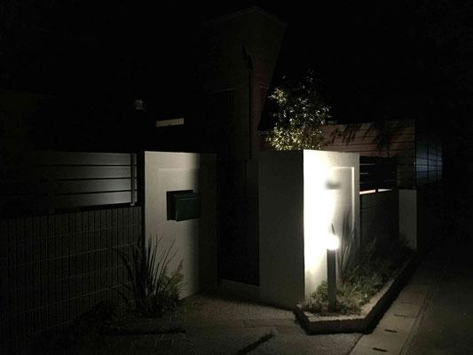 エクステリアライト(ライティング)・ガーデンライト(ライティング)