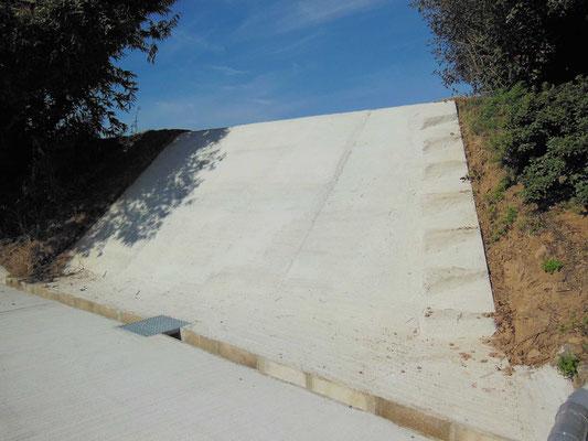 コンクリート舗装・側溝
