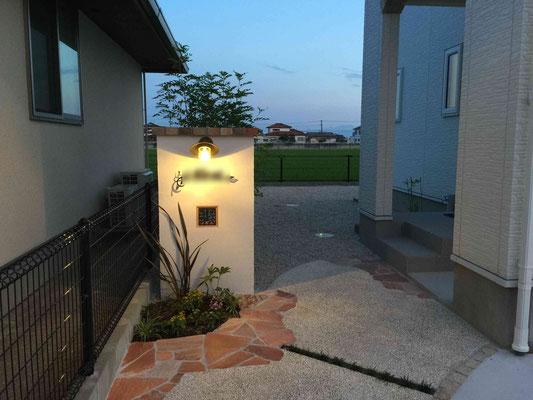 エクステリアライト・ガーデンライト(ライティング)