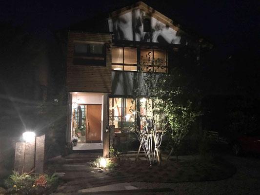 ガーデンライト・エクステリアライト(ライティング)
