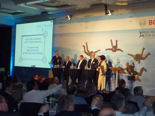 BOSCH TT Summit in Berlin - Board
