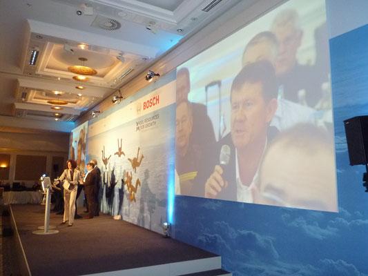 BOSCH TT Summit in Berlin - Panel Talk