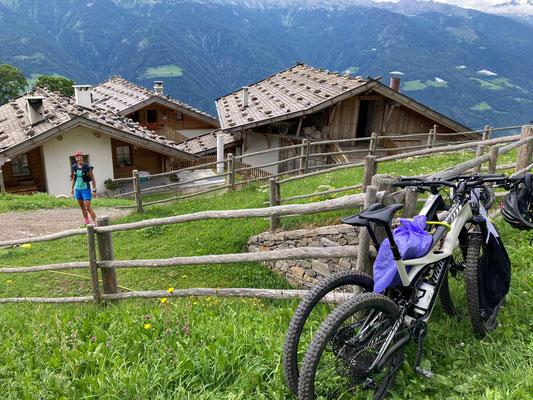 Bike & Hike im Vinschgau