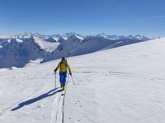 Neue Skis - neues Glück