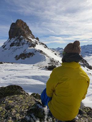 Skitour Spitzmeilen