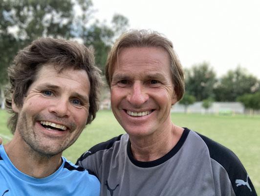 Fussball mit Lothar Sippel