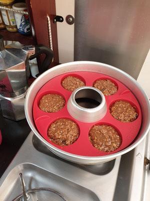 Muffins à la Cristina