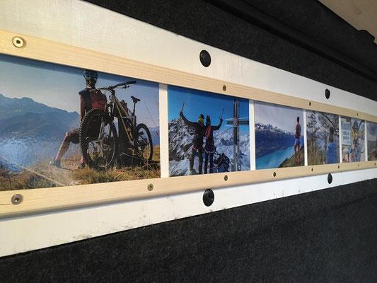 Unsere Bildergalerie in der Wohnstube