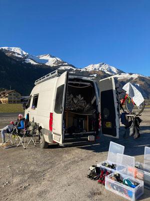 Basecamp in Frutigen