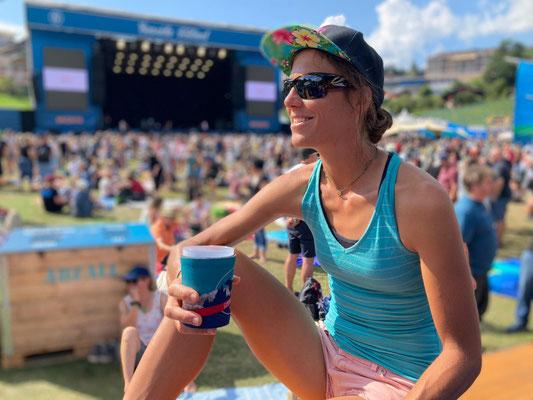 VIP Zelt Seaside Festival