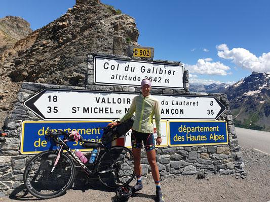 Auf der Route des Grandes Alpes